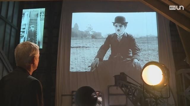 Franco Knie, dont la famille était très liée à celle de Chaplin, nous emmène au Chaplin's World et nous livre souvenirs et anecdotes [RTS]