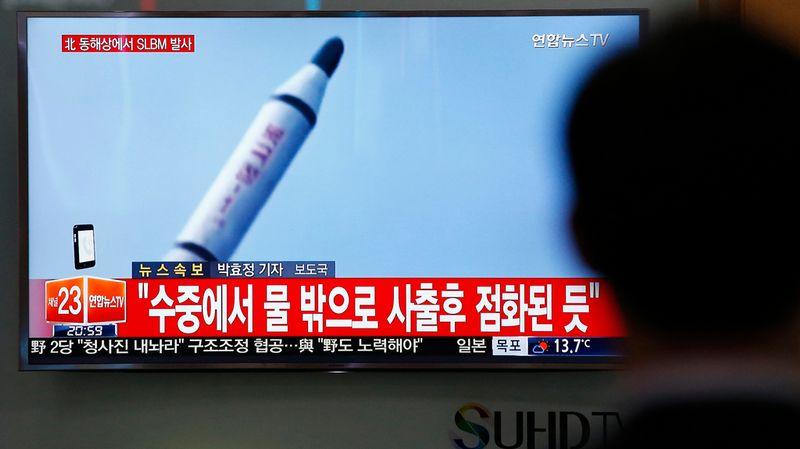 De nouveaux missiles balistiques tirés par la Corée du Nord...Les Etats-Unis et la Corée du Sud prennent des décisions!