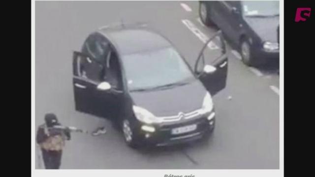 Charlie Hebdo: le complot des rétros [RTS]