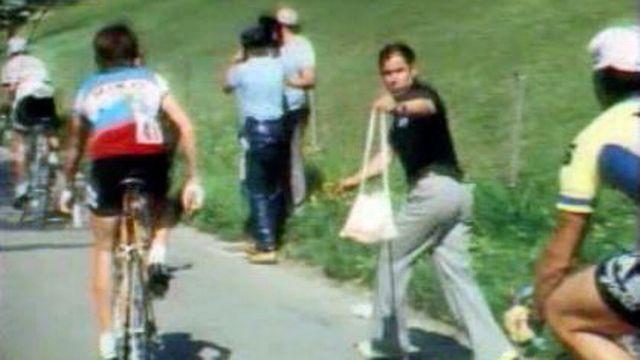 Tour de Romandie en 1976 [RTS]