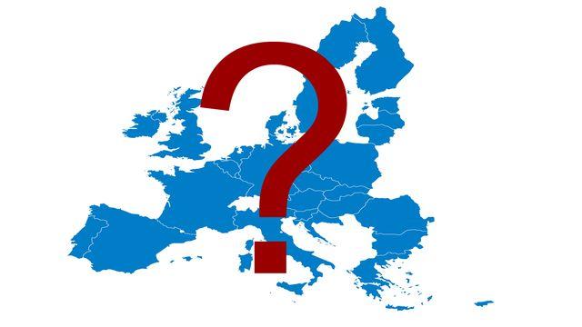 La carte de l'Union n'a cessé de s'élargir depuis sa création. Mais aujourd'hui son avenir est incertain. (Montage) [Fotolia]