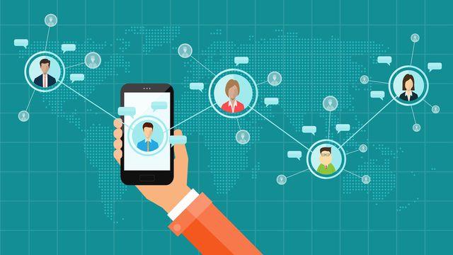 En un clic, un contenu est partagé sur les réseaux sociaux. [apinan - fotolia]