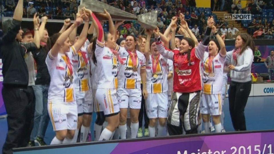 Superfinale dames, Dietlikon - Coire (4-4/0-1 tb): Coire s'impose au terme d'une séance de tirs au but interminable / RTS Sport Bonus / 06:28 / le 30 avril 2016