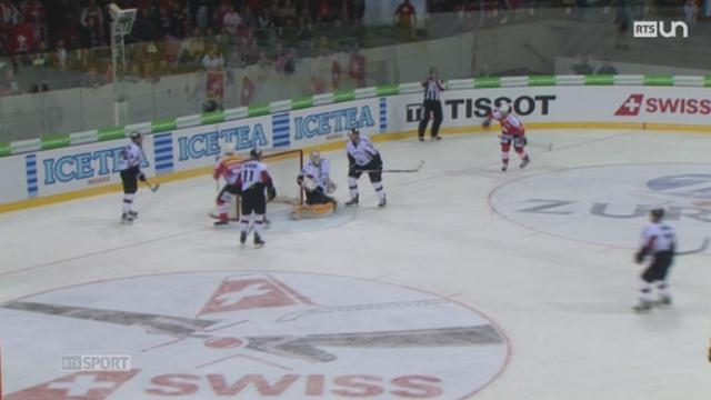 Hockey - Championnats du monde: la valeur de l'équipe de Suisse devient plus claire [RTS]