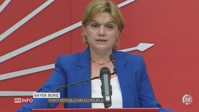 La Commission européenne donne son feu vert à la suppression des visas pour les Turcs [RTS]