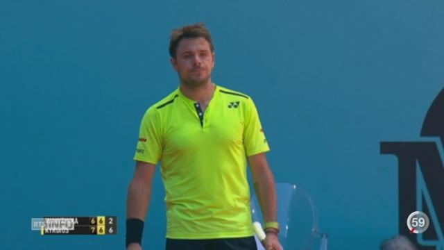 Tennis: Timea Bacsinszky et Stan Wawrinka sont déjà éliminés à Madrid [RTS]