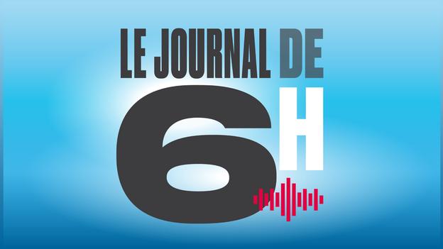 Le Journal de 6h - Présenté par Blandine Levite