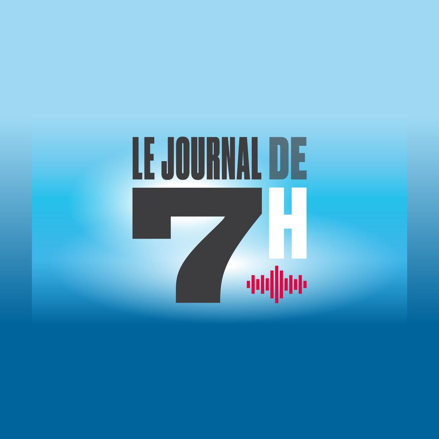 Le Journal de 7h - La 1ère
