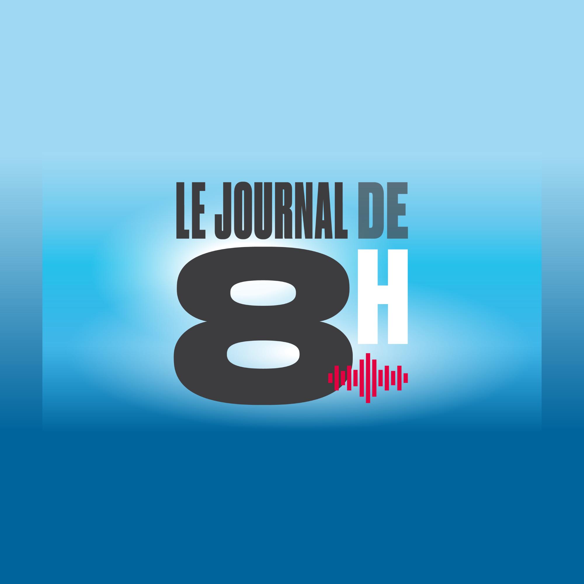 Le Journal de 8h [RTS]