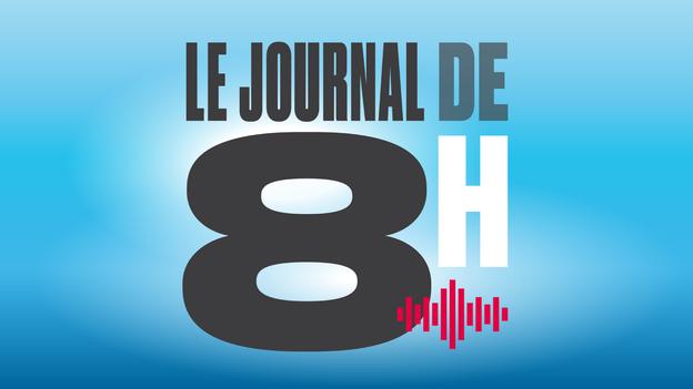 Le Journal de 8h - Présenté par Blandine Levite