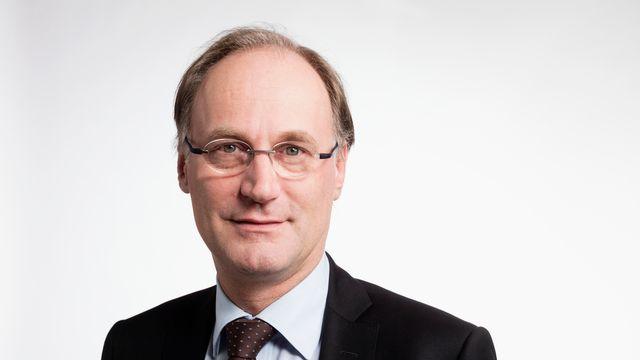 Yves Nidegger (UDC-GE) [Gaetan Bally - Keystone]