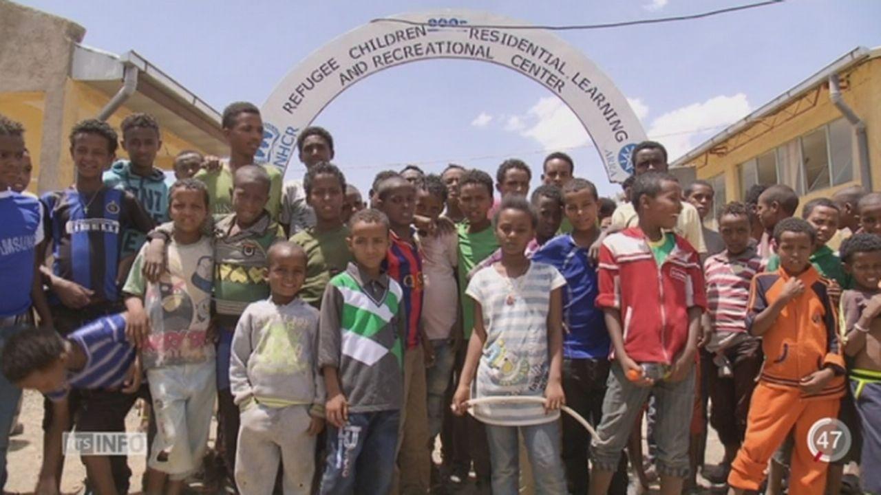 La plupart des migrants érythréens transitent par l'Éthiopie voisine [RTS]