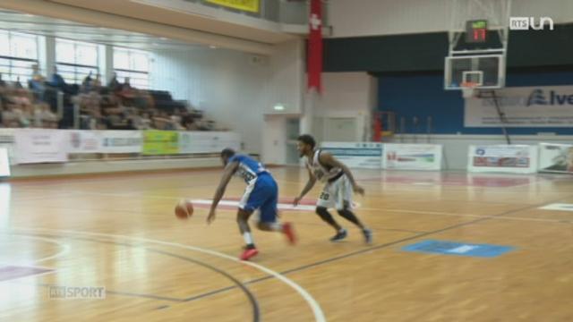 Basket - Championnat Suisse: Fribourg Olympique remporte son match face à Lugano et va en finale [RTS]