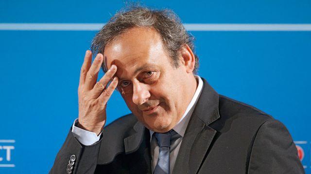 Michel Platini va quitter son poste de président de l'UEFA. [Lionel Cironneau - AP/Keystone]