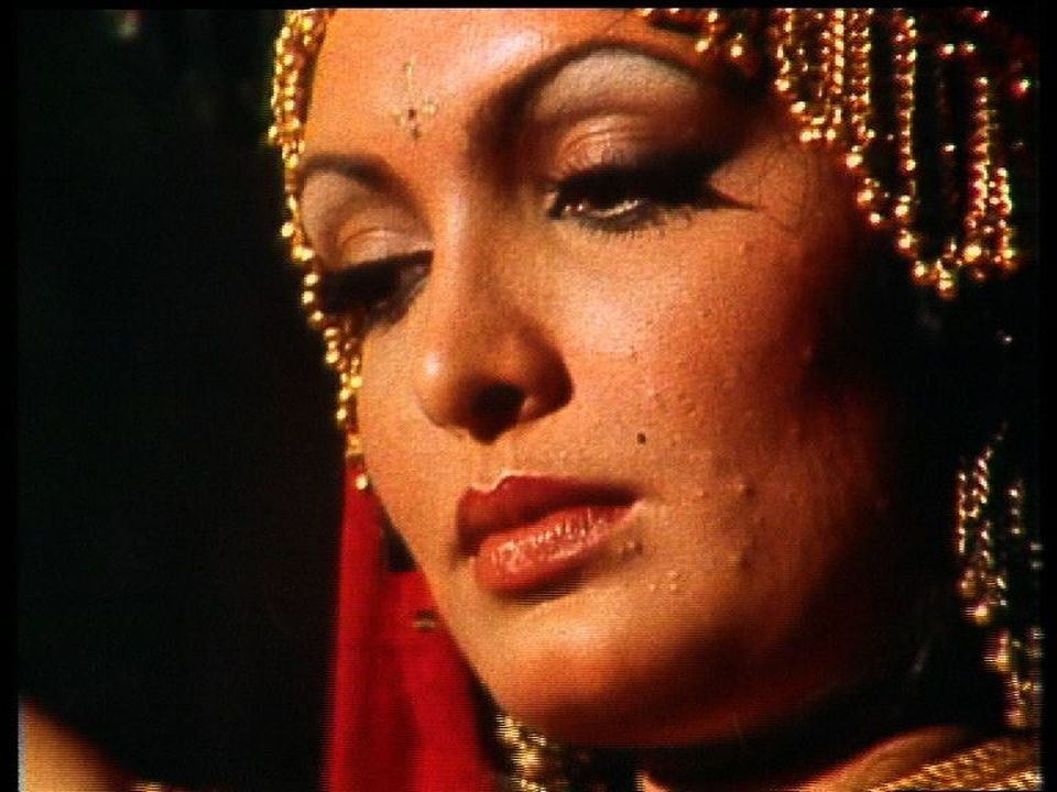 Actrice indienne en 1978. [RTS]