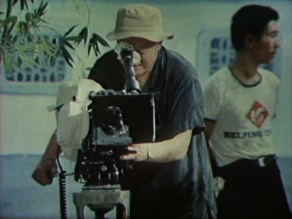 Le cinéma chinois en 1985. [RTS]