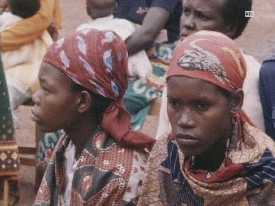 Rwanda : l'Afrique de l'espoir [RTS]