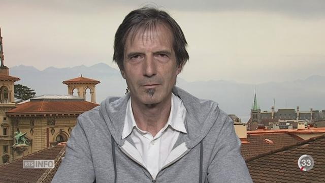 Dopage russe aux JO de Sotchi: les explications de Martial Saugy, dir. Du laboratoire suisse d'analyse du dopage au CHUV, à Lausanne [RTS]
