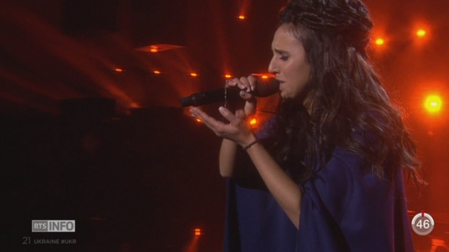 Eurosong 2016: l'Ukrainienne Jamala remporte le concours [RTS]