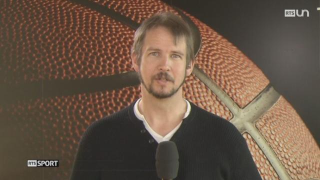 Basket - Finale des Playoffs LNA: entretien avec Alain Dénervaud, directeur technique de Fribourg [RTS]