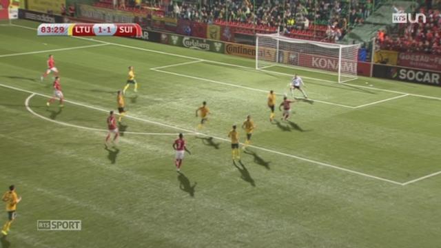 Football: le groupe de la Suisses à l'Euro s'annonce difficile [RTS]