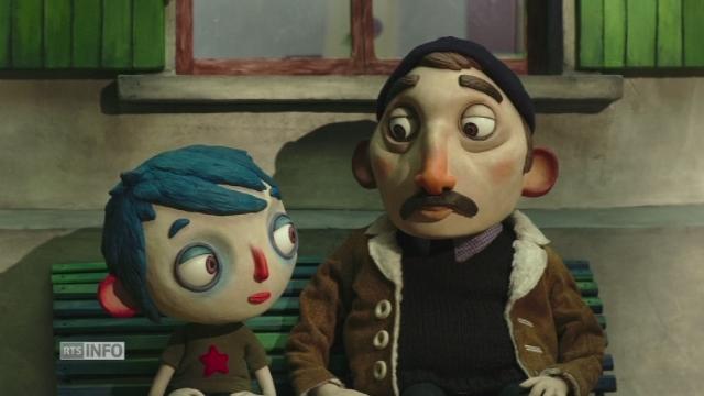 """Les critiques cinéma de la RTS sur """"Ma vie de courgette"""" [RTS]"""
