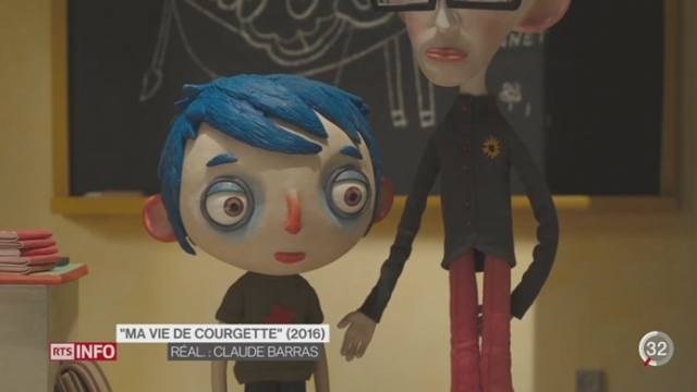 Festival de Cannes: la presse internationale s'enthousiasme pour le film d'animation de Claude Barras [RTS]