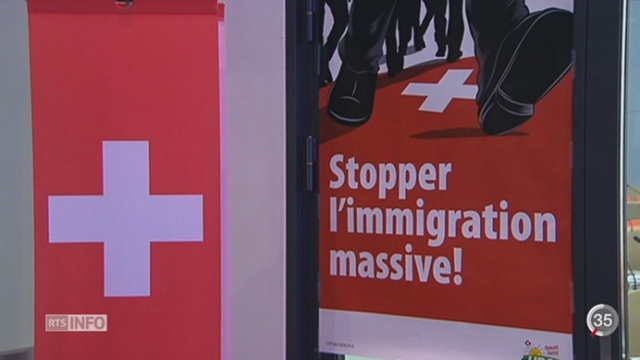 Une forte majorité de Suisse veut rétablir les contrôles systématiques aux frontières [RTS]