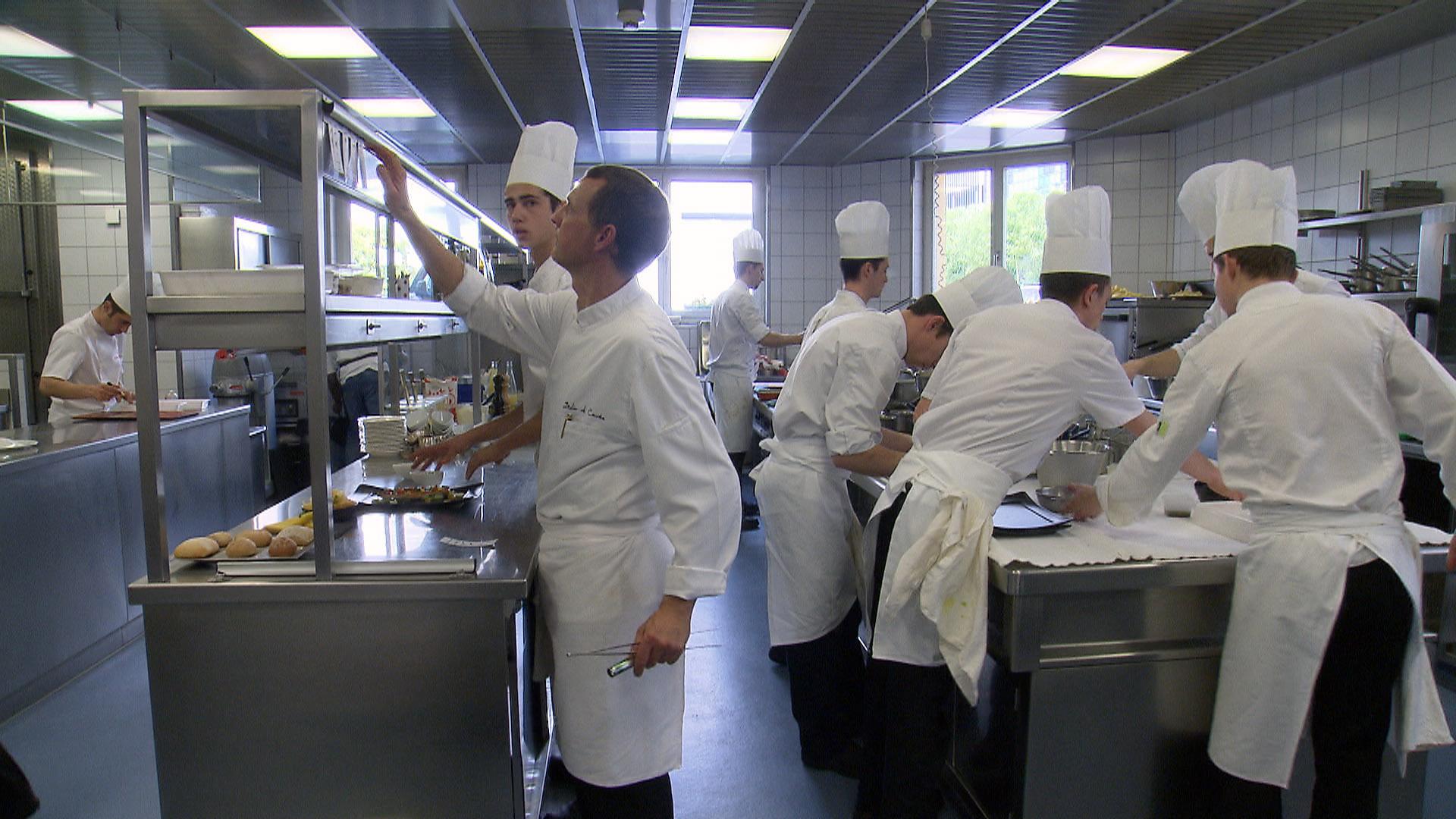 Ces chefs toqu s de cuisine ou quand excellence rime - Chef de cuisine en suisse ...