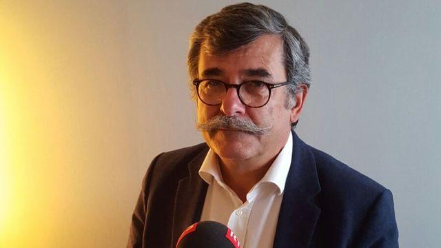 Yann Fichet, directeur des affaires institutionnelle de Monsanto France. [Francesca Argiroffo - RTS]