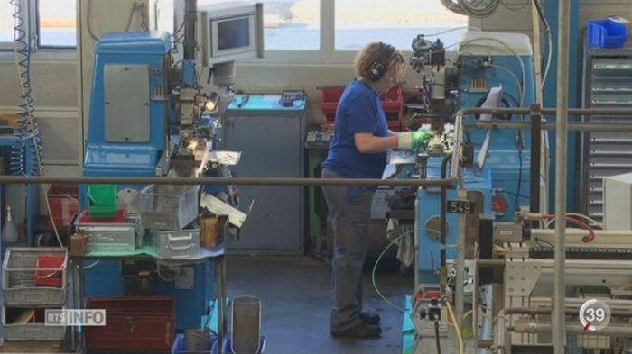 Plus De 7 8 Milliards Le Nombre D Heures Travaillees En Suisse En