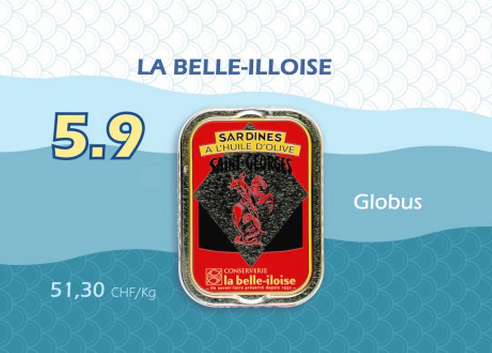 La Belle-Illoise [RTS]
