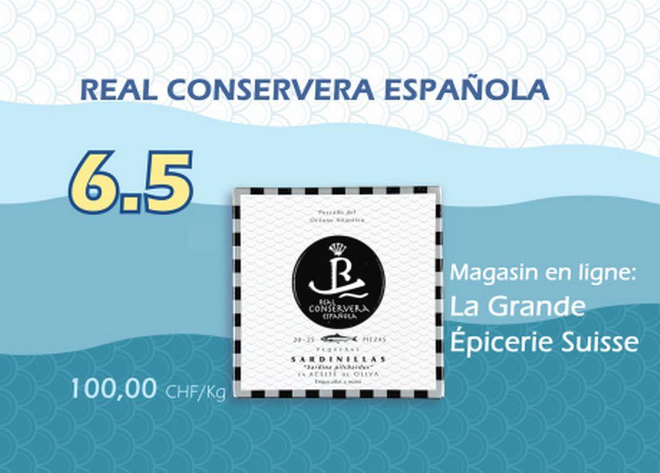 Real Conservera Española [RTS]