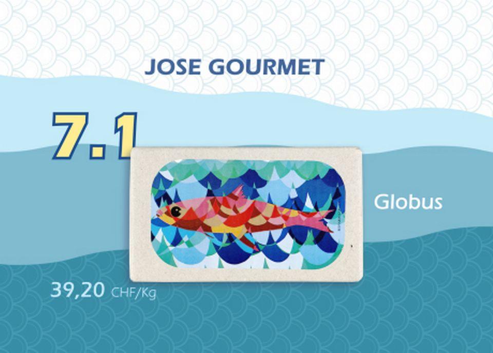 Jose Gourmet [RTS]