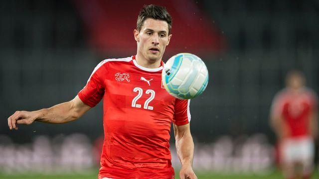 Fabian Schär compte 19 sélection avec l'équipe de Suisse. [Ennio Leanza - Keystone]