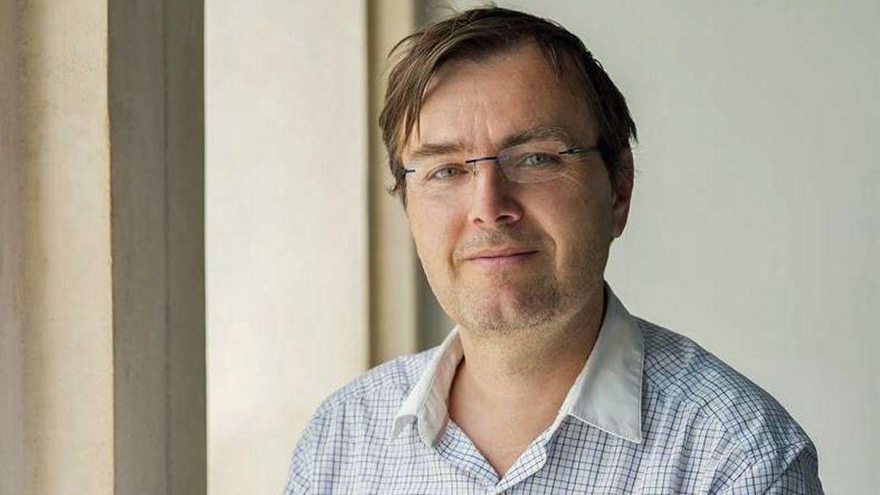 Eric Widmer. [Hugues Siegenthaler - lives-nccr.ch]