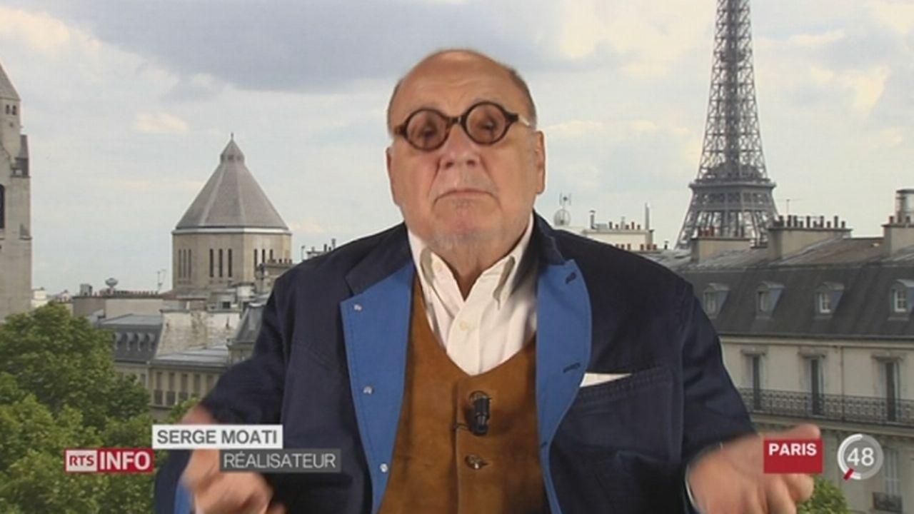 France - Grèves: entretien avec Serge Moati à Paris [RTS]