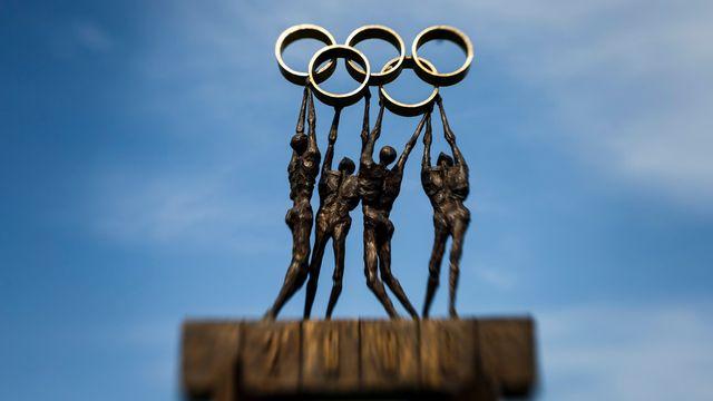 La Suisse a jusqu'ici organisé deux fois les JO d'hiver à St-Moritz, en 1928 et 1948. [Valentin Flauraud - Keystone]
