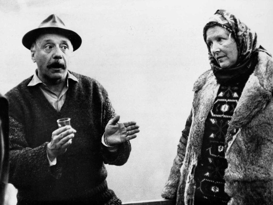 Maurice Chappaz & Corinna Bille 1973 [ASL]