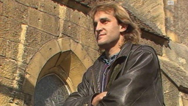 Heinz Hermann en 1987. [RTS]
