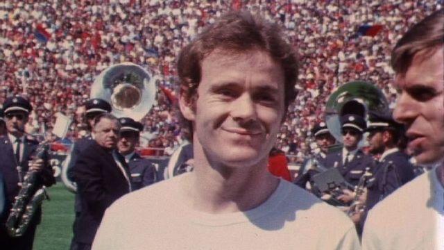 Köbi Kuhn en 1967. [RTS]