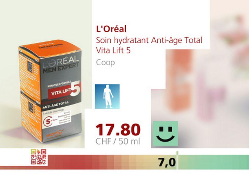 L'Oréal [RTS]