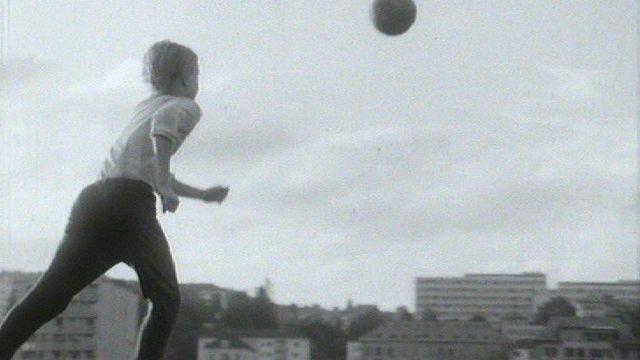 Jean-François Antenen en 1969. [RTS]