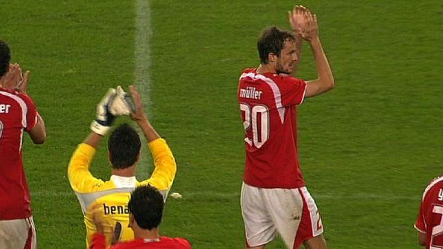 Patrick Müller en 2007. [RTS]