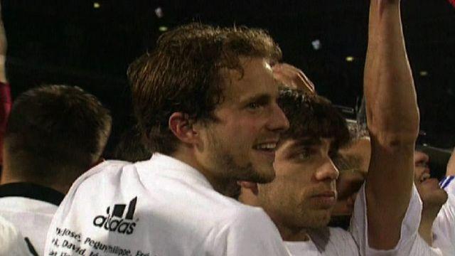 Le footballeur Patrick Müller. [RTS]