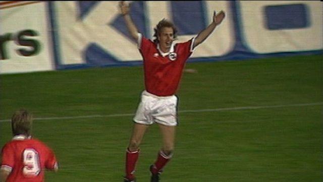Le footballeur suisse Marc Hottiger. [RTS]