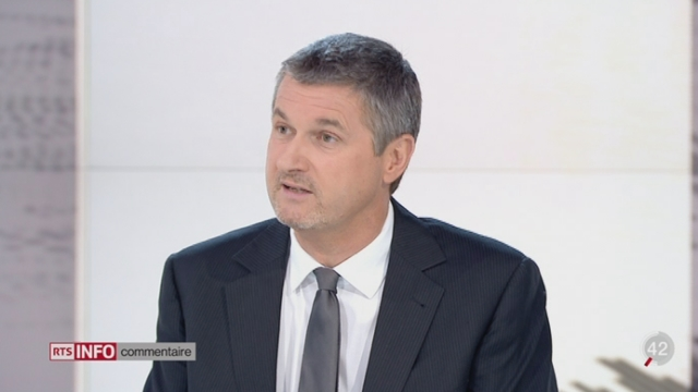 Votations - Initiative Revenu de base Inconditionnel: le point avec Bernard Rappaz, Rédacteur en chef de l'actualité