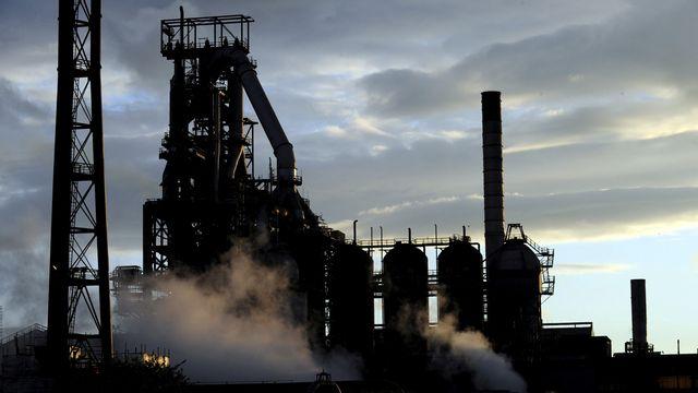 Le site sidérurgique de Port-Talbot au pays de Galles. [Rebecca Naden/File Photo - reuters]