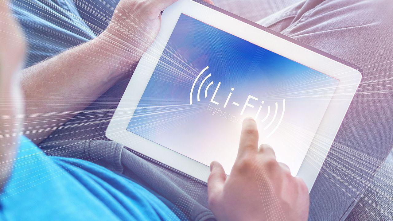Le LiFi, une connexion à distance grâce aux LED. [AA+W - Fotolia]