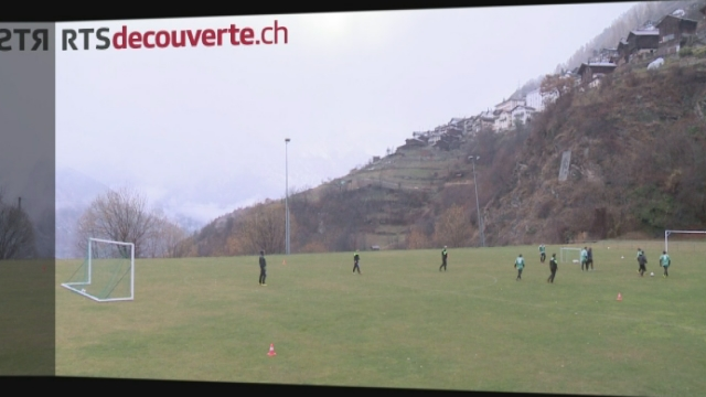 FC Isérables, le club des cimes [RTS]